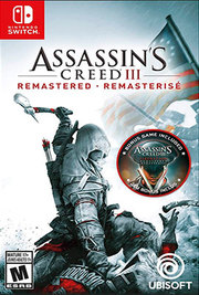 Assassin-s Creed III Remastered para Nintendo Switch