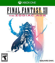 Final Fantasy XII: The Zodiac Age para Xbox One