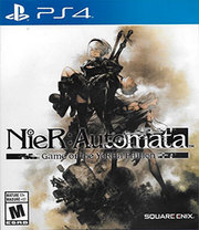 NieR Automata Game of the YoRHa Edition