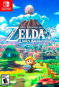 The Legend of Zelda Link's Awakening para Nintendo Switch