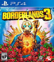 Borderlands 3 para PS4