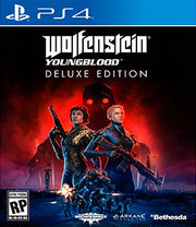Wolfenstein Youngblood [Deluxe Edition] para PS4