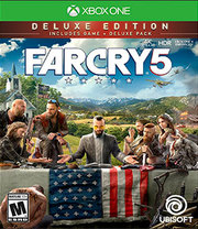 Far Cry 5 Deluxe Edition para Xbox One