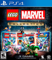 LEGO Marvel Collection para PS4