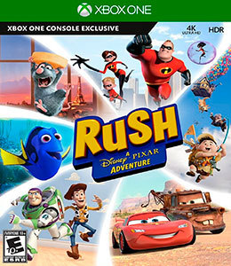 Rush A Disney-Pixar Adventure para Xbox One