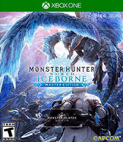 Monster Hunter World Iceborne para Xbox One