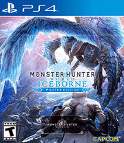 Monster Hunter World Iceborne para PS4