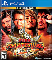 Fire Pro Wrestling World Day One Edition para PS4