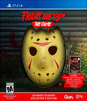 Friday the 13th: The Game Collector-s Edition para PS4