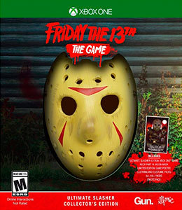 Friday the 13th: The Game Collector-s Edition para Xbox One