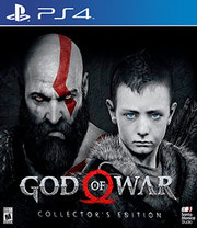 God of War Collector-s Edition para PS4