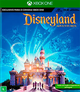 Disneyland Adventures para Xbox One