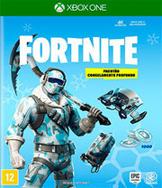 Fortnite Deep Freeze Bundle para Xbox One
