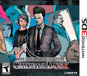 Jake Hunter Detective Story Ghost of the Dusk para 3DS