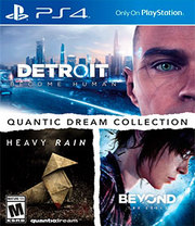 Quantic Dream Collection para PS4