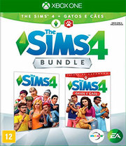 The Sims 4 Bundle Cães e Gatos para Xbox One