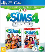 The Sims 4 Bundle Cães e Gatos para PS4