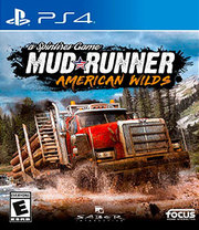 Spintires MudRunner American Wilds Edition para PS4