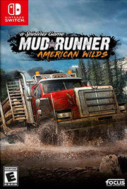 Spintires MudRunner American Wilds Edition para Nintendo Switch