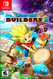 Dragon Quest Builders 2 para Nintendo Switch