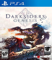 Darksiders Genesis para PS4