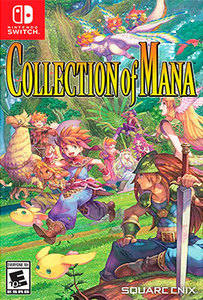 Collection of Mana para Nintendo Switch