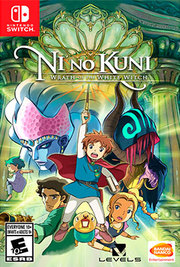 Ni no Kuni Wrath of the White Witch para Nintendo Switch