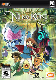 Ni no Kuni Wrath of the White Witch para PC