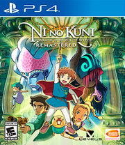 Ni no Kuni Wrath of the White Witch para PS4