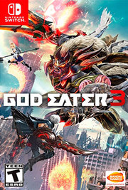 God Eater 3 para Nintendo Switch
