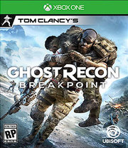 Tom Clancy-s Ghost Recon Breakpoint para Xbox One