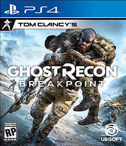 Tom Clancy-s Ghost Recon Breakpoint para PS4
