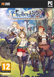 Atelier Ryza Ever Darkness & the Secret Hideout para PC