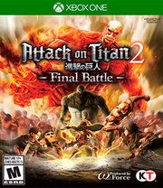 Attack on Titan 2 Final Battle para Xbox One