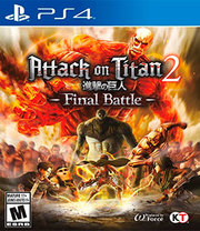 Attack on Titan 2 Final Battle para PS4