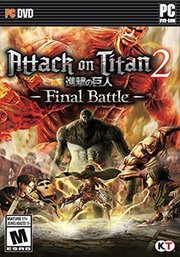 Attack on Titan 2 Final Battle para PC