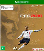 Pro Evolution Soccer 2019 David Beckham Edition para Xbox One