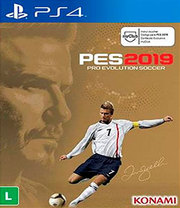 Pro Evolution Soccer 2019 David Beckham Edition para PS4