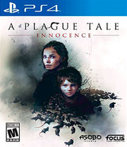 A Plague Tale Innocence para PS4