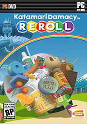 Katamari Damacy REROLL para PC