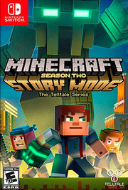 Minecraft: Story Mode - Season Two: The Telltale Series para Nintendo Switch