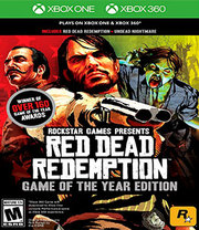 Red Dead Redemption: Game of the Year Edition para Xbox One