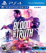 Blood & Truth para PS4