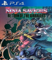 The Ninja Saviors Return of the Warriors para PS4