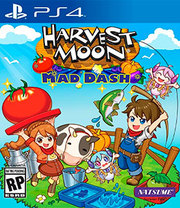 Harvest Moon Mad Dash para PS4