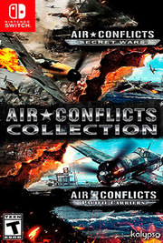 Air Conflicts Collection para Nintendo Switch