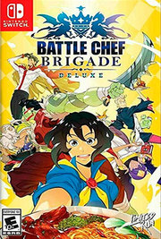 Battle Chef Brigade para Nintendo Switch