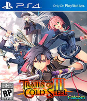The Legend of Heroes: Trails of Cold Steel III para PS4