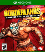 Borderlands Game of The Year Edition para Xbox One