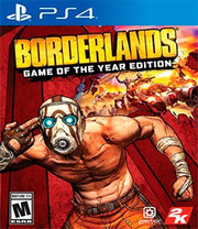 Borderlands Game of The Year Edition para PS4